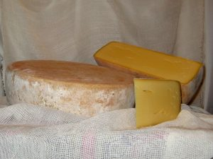 Ferme de La Grand Mèche fromage