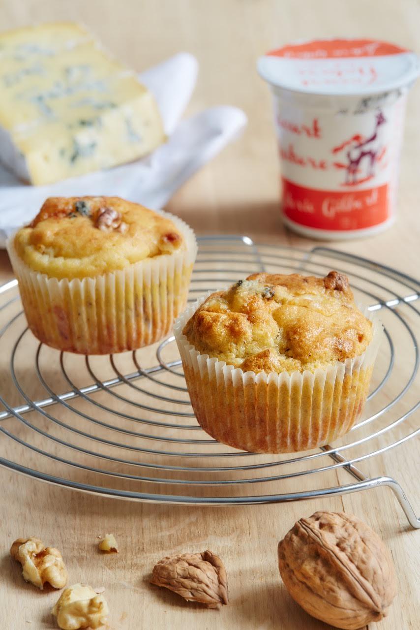 muffins bleu vercors sassenage