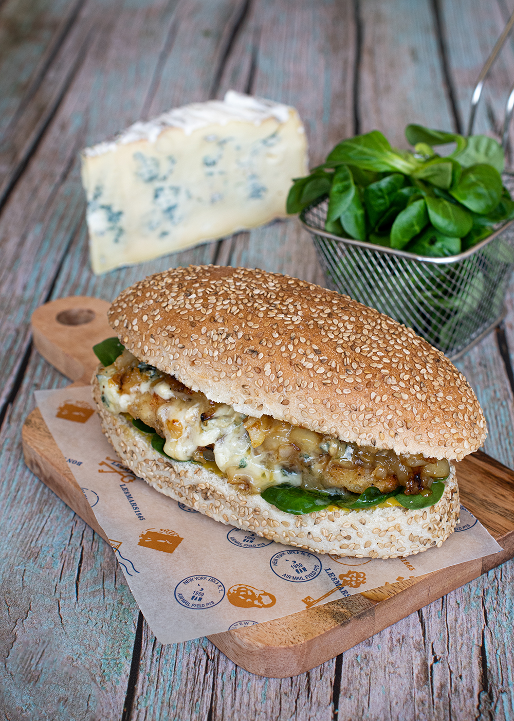 burger-bleu vercors sassenage